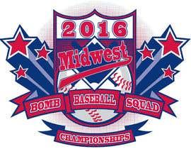 #43 for Logo for Baseball Tournament by zarko992