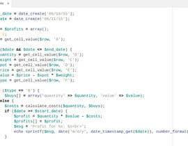 tarik128 tarafından PHP algorithm to calculate profitability için no 3