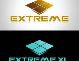 #74 for Design a Logo for Extreme and Extreme XL Sports Flooring by anirbanbanerjee