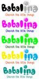 Graphic Design Penyertaan Peraduan #57 untuk Young Fun baby brand needs a logo design