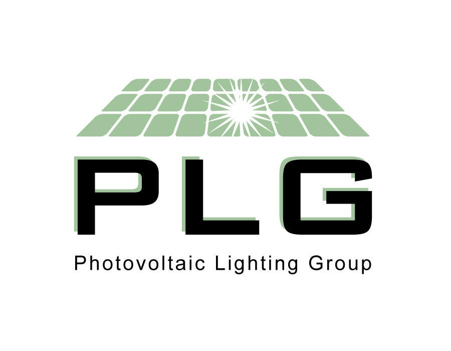 Kilpailutyö #259 kilpailussa Logo Design for Photovoltaic Lighting Group or PLG