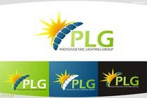 Graphic Design Contest Entry #208 for Logo Design for Photovoltaic Lighting Group or PLG