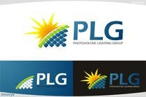 Graphic Design Contest Entry #191 for Logo Design for Photovoltaic Lighting Group or PLG