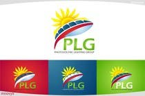 Graphic Design Contest Entry #344 for Logo Design for Photovoltaic Lighting Group or PLG