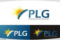 Graphic Design Contest Entry #194 for Logo Design for Photovoltaic Lighting Group or PLG