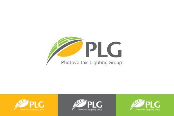 Kilpailutyö #64 kilpailussa Logo Design for Photovoltaic Lighting Group or PLG
