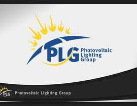 RobertoValenzi tarafından Logo Design for Photovoltaic Lighting Group or PLG için no 290