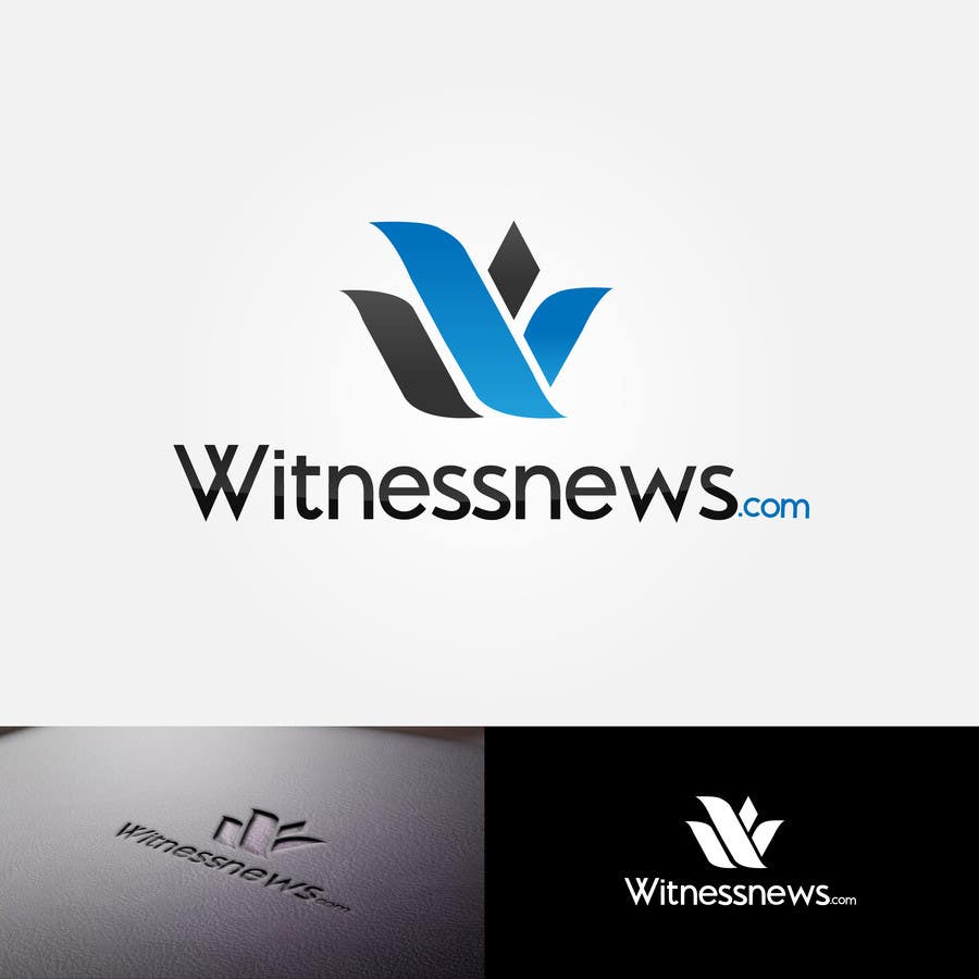 #70 for Design a Logo for witnessnews.net by Verydesigns65