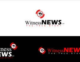 #81 for Design a Logo for witnessnews.net by loulou1988