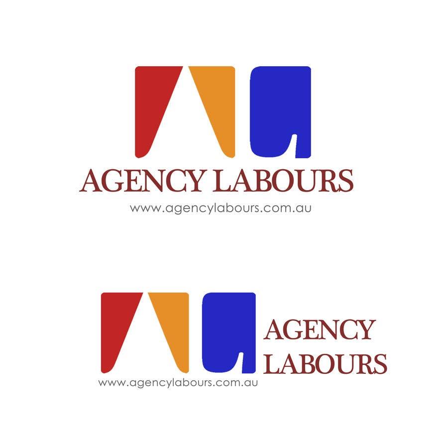 Inscrição nº 81 do Concurso para Design a Logo for Agency Labour