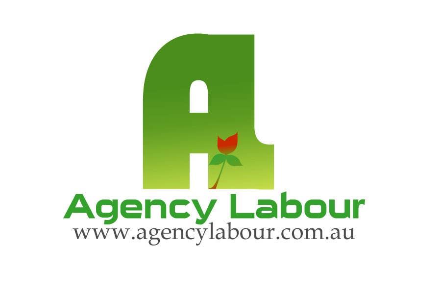 Inscrição nº 88 do Concurso para Design a Logo for Agency Labour