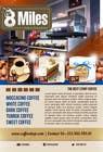 Graphic Design Contest Entry #3 for business card , menu , flyer design for cafe'