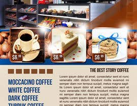 #3 untuk business card , menu , flyer design for cafe' oleh sammi67