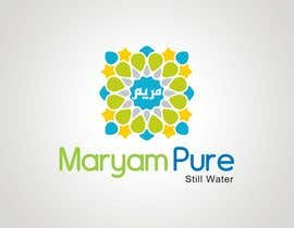#69 for Design a Logo for Maryam Still Water af ahmedzaghloul89