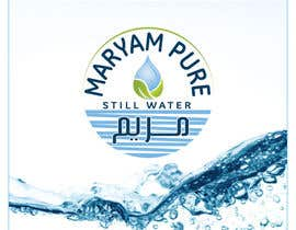 nº 77 pour Design a Logo for Maryam Still Water par mahadejaz