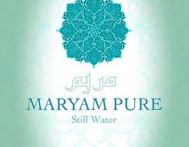 #38 for Design a Logo for Maryam Still Water af eloren