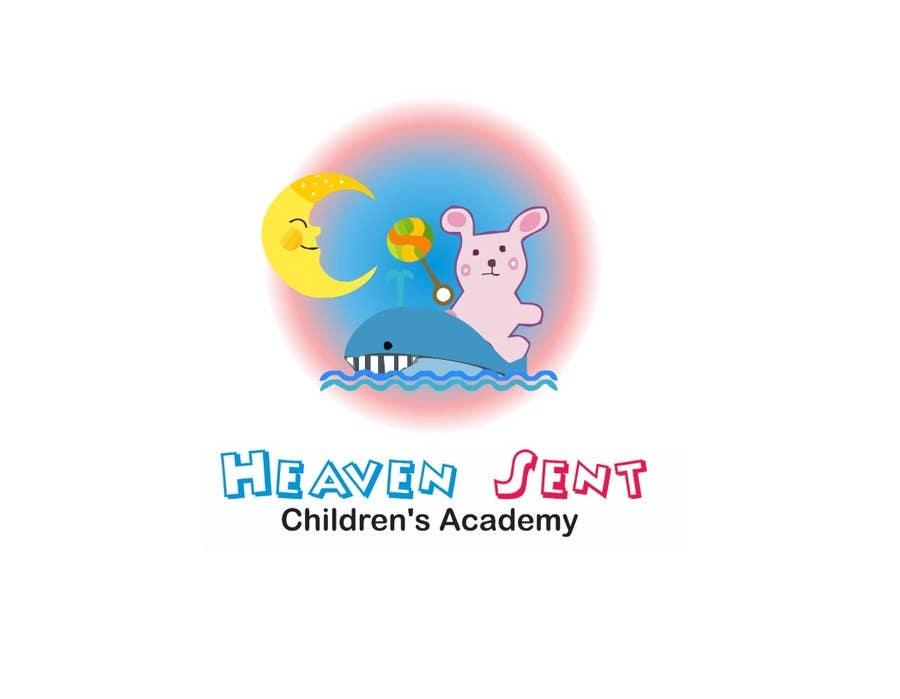 #66 for Heaven Sent Children's Academy by sandanimendis