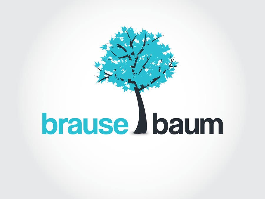 Penyertaan Peraduan #39 untuk Design eines Logos for Brausebaum.de