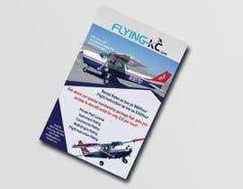 Nro 27 kilpailuun Design flyer for Aircraft Rental käyttäjältä Mazzard