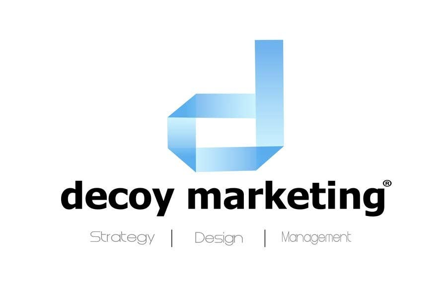 Proposta in Concorso #104 per Logo Design for Decoy Marketing