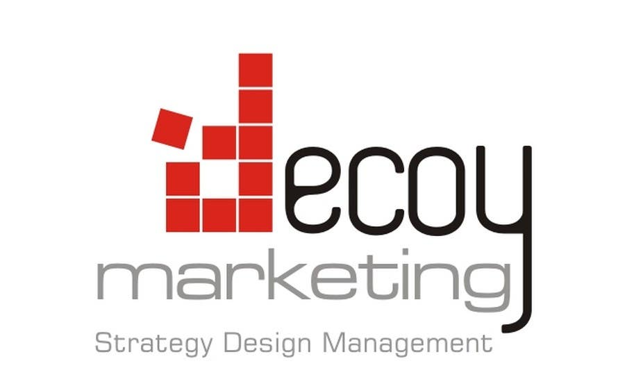 Participación en el concurso Nro.122 para Logo Design for Decoy Marketing