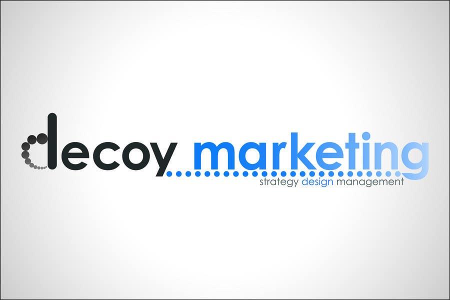 Inscrição nº 34 do Concurso para Logo Design for Decoy Marketing