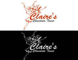 "nº 39 pour Design a Logo for ""Claire's Chocolate Twist"" par zswnetworks"