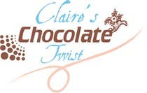 "Contest Entry #5 for Design a Logo for ""Claire's Chocolate Twist"""