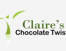 "nº 35 pour Design a Logo for ""Claire's Chocolate Twist"" par shoayfull"