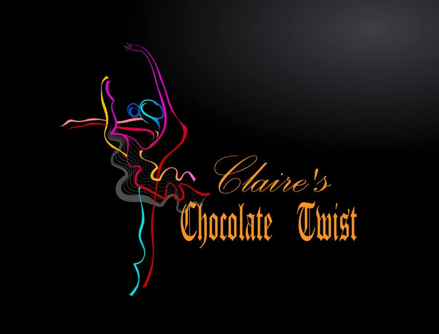 "Konkurrenceindlæg #44 for Design a Logo for ""Claire's Chocolate Twist"""