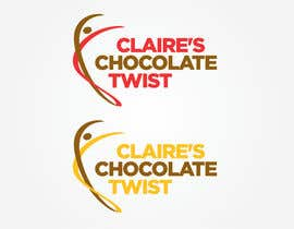 "nº 40 pour Design a Logo for ""Claire's Chocolate Twist"" par andrefantini"