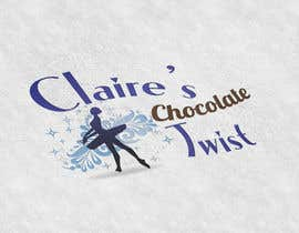 "nº 20 pour Design a Logo for ""Claire's Chocolate Twist"" par manuel0827"