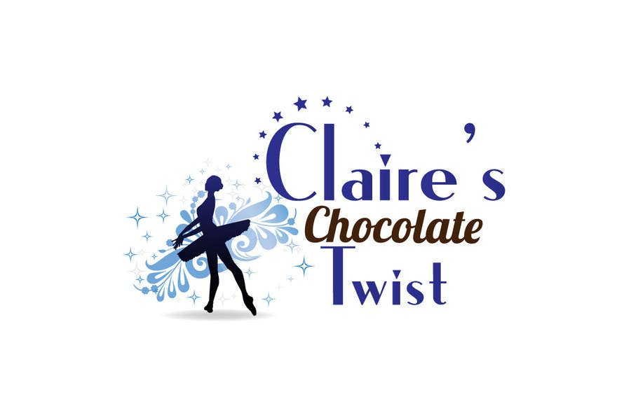 "Konkurrenceindlæg #27 for Design a Logo for ""Claire's Chocolate Twist"""