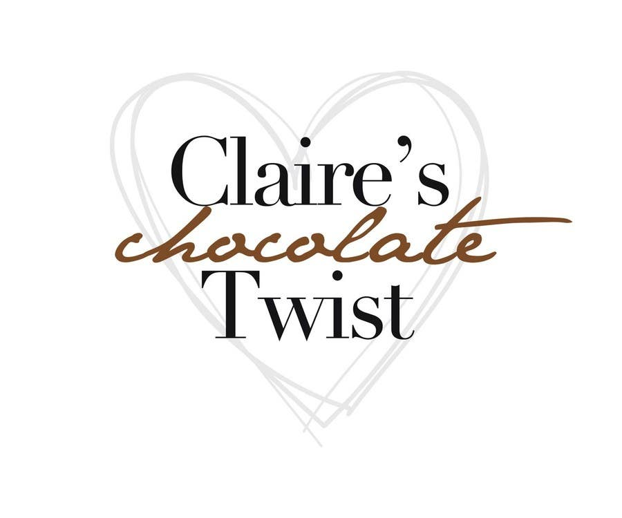 """#4 for Design a Logo for """"Claire's Chocolate Twist"""" by alexlightbox"""