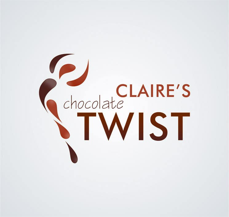 """Konkurrenceindlæg #49 for Design a Logo for """"Claire's Chocolate Twist"""""""