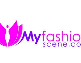 #75 for Ontwerp een Logo for een Fashion Web-shop Myfashionscene af tuankhoidesigner