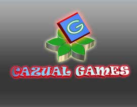 #74 for Logo Design for CazualGames by sentinel99