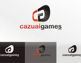 #60 for Logo Design for CazualGames by novita007