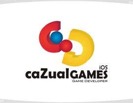 #104 for Logo Design for CazualGames by innovys