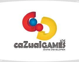 #105 for Logo Design for CazualGames by innovys
