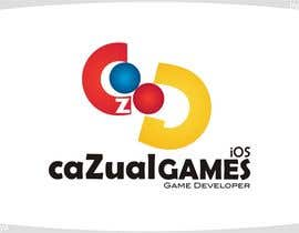 #107 for Logo Design for CazualGames by innovys