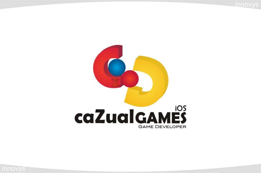 Kilpailutyö #103 kilpailussa Logo Design for CazualGames