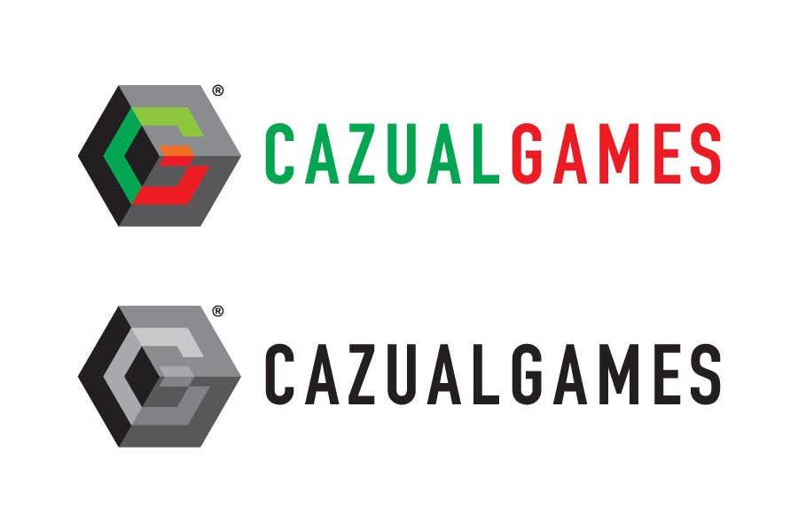 Bài tham dự cuộc thi #                                        70                                      cho                                         Logo Design for CazualGames