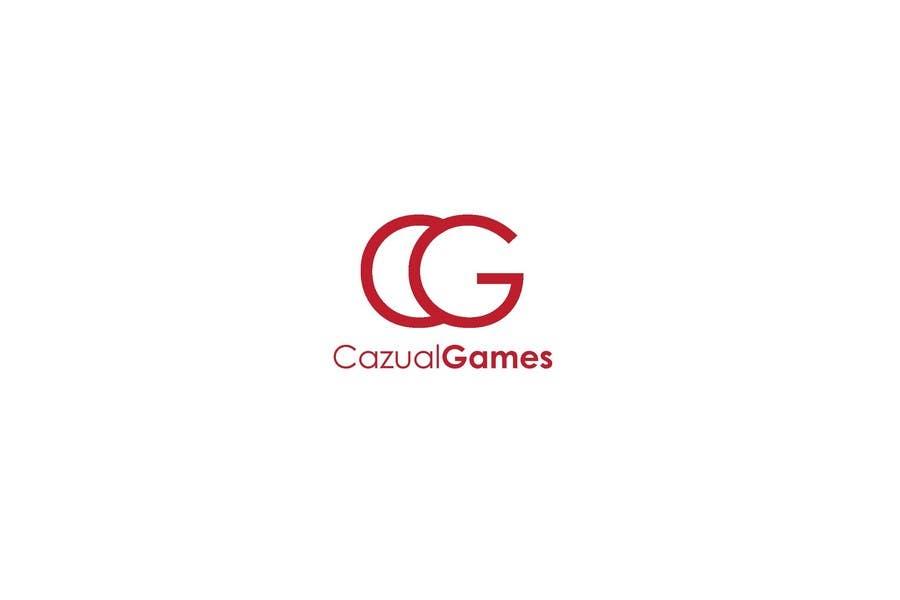 Kilpailutyö #37 kilpailussa Logo Design for CazualGames