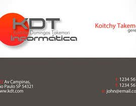 #56 for Projetar um Logo for KDT informatica af guzz7