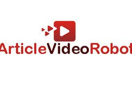 #113 for Design a Logo for ArticleVideoRobot af wemasterindia92