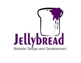 #14 untuk Design a Logo for Jellybread Website Design and Development oleh kropekk