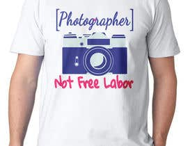 #37 for Design a Logo T-shirt for Photographers Movement by oobqoo