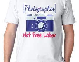 oobqoo tarafından Design a Logo T-shirt for Photographers Movement için no 37