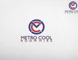 scroob tarafından Metro Cool Room Hire Logo Design için no 106